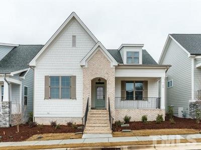 Chapel Hill Single Family Home For Sale: 26 Pineland Street #Lt1886