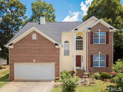 Single Family Home For Sale: 2409 Purple Martin Lane