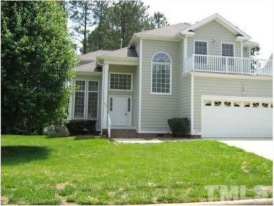 Cary Rental For Rent: 202 Evans Estates Drive