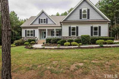 Youngsville Single Family Home Contingent: 10 Ardmore Court