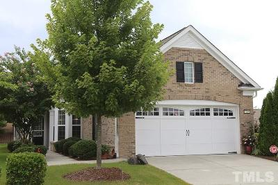 Cary Single Family Home Contingent: 724 Bradhurst Place