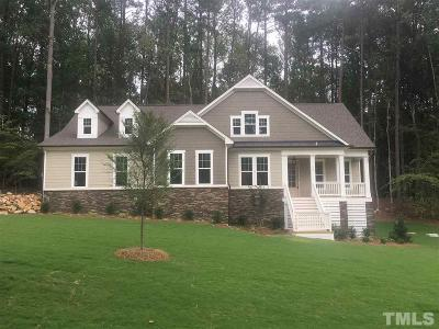 Chatham County Single Family Home For Sale: 1400 Legend Oaks Drive