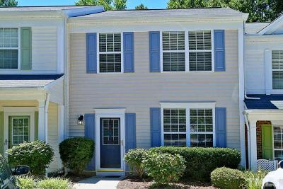 Cary Townhouse Pending: 313 Orchard Park Drive