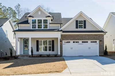 Fuquay Varina Single Family Home For Sale: 2476 Greenheath Drive