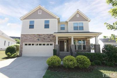 Knightdale Single Family Home Contingent: 1003 Manderleigh Drive