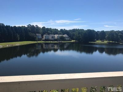 Cary Condo For Sale: 313 Springfork Drive