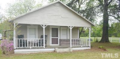 Harnett County Rental For Rent: 4681 S River Road