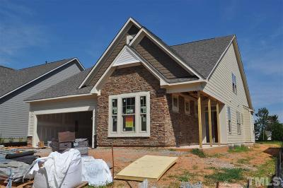 Wake Forest Single Family Home Pending: 608 Summertime Fields Lane