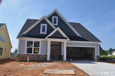 Wake Forest Single Family Home Pending: 812 Traditions Ridge Drive
