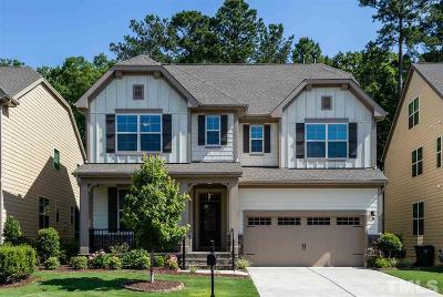 Cary Single Family Home For Sale: 3112 Bluff Oak Drive