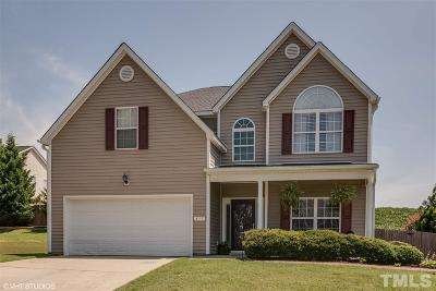 Fuquay Varina Single Family Home For Sale: 417 Spruce Hollow Drive
