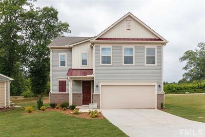 Clayton Single Family Home For Sale: 305 Lynn Drive