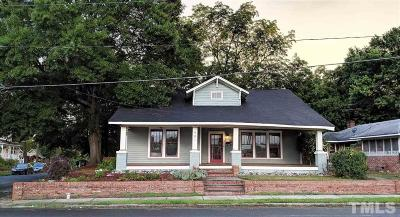 Durham Single Family Home For Sale: 401 N Elizabeth Street