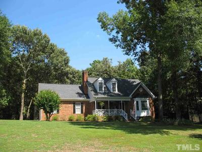 Fuquay Varina Single Family Home For Sale: 8113 Robincrest Court