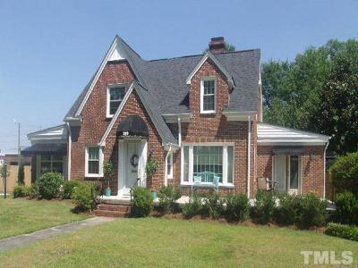 Dunn NC Single Family Home For Sale: $197,900