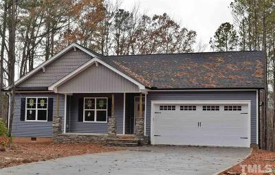 Franklinton Single Family Home For Sale: 2477 Golden Forest Drive