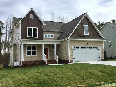 Single Family Home For Sale: 125 Walking Trail
