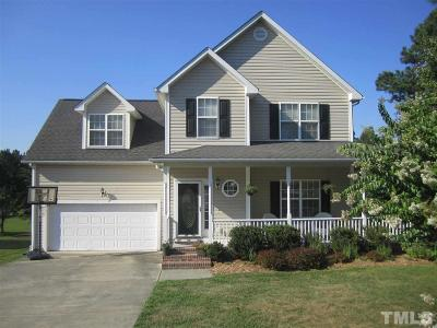 Creedmoor Single Family Home For Sale: 1593 Rogers Pointe Lane
