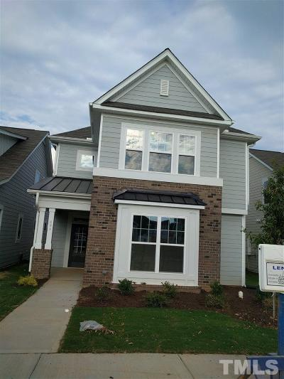 Holly Springs Rental For Rent: 405 Old Ride Drive
