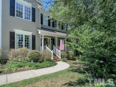 Raleigh NC Single Family Home For Sale: $290,000