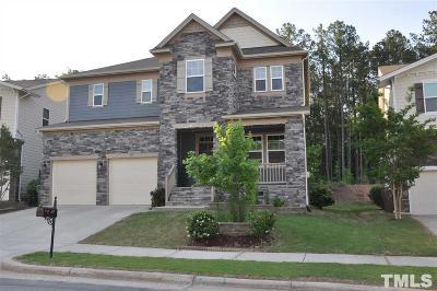 Morrisville Rental For Rent: 117 River Pine Drive