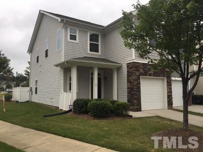 Morrisville Rental For Rent: 711 Keystone Park Drive #106