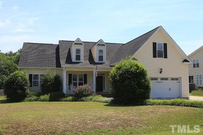 Single Family Home For Sale: 7617 Eagle Chase Drive