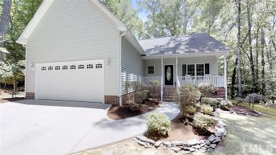 Sanford NC Single Family Home Pending: $159,900