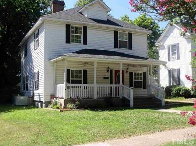 Single Family Home For Sale: 529 Rowland Street
