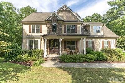 Youngsville Single Family Home For Sale: 250 Rivers Edge Drive