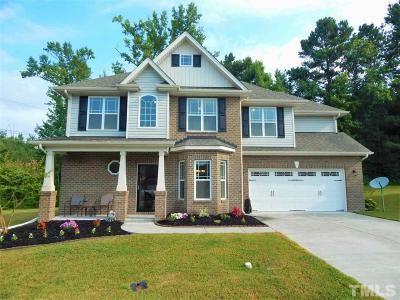 Creedmoor Single Family Home For Sale: 1480 Fireside Lane