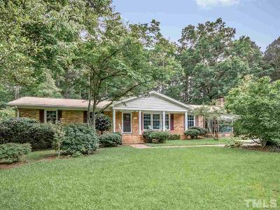 Durham Single Family Home For Sale: 4912 Biscayne Road