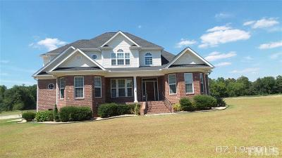 Johnston County Single Family Home For Sale: 1940 Stricklands Crossroads Road