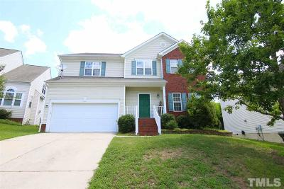 Wakefield Single Family Home For Sale: 2447 Stately Oaks Drive