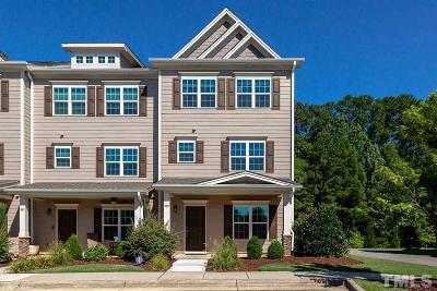 Apex Townhouse For Sale: 999 Tender Drive