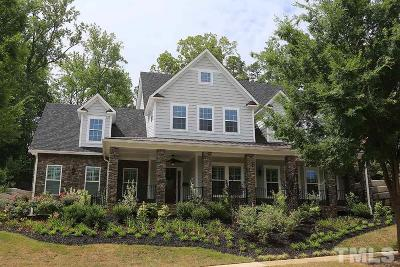 Chapel Hill Single Family Home For Sale: 706 Meadowmont Lane