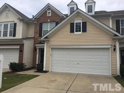 Morrisville Rental For Rent: 1509 Corwith Drive