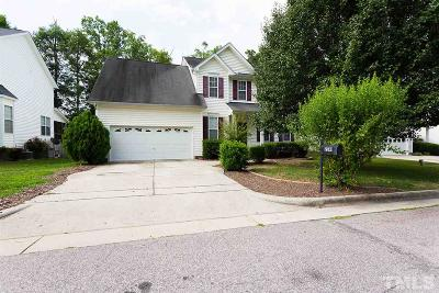Apex Single Family Home For Sale: 2341 Brasstown Lane