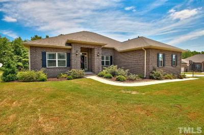 Franklinton Single Family Home For Sale: 200 Long View Drive
