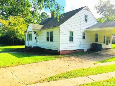 Dunn Single Family Home For Sale: 700 N General Lee Avenue
