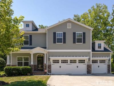 Durham Single Family Home For Sale: 1409 Pattersons Mill Road