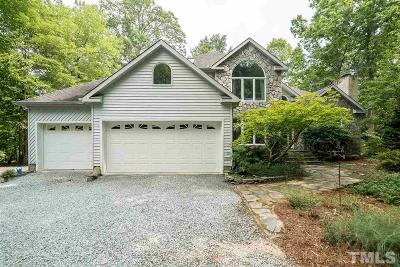 Durham Single Family Home Contingent: 2606 Sherbrooke Drive