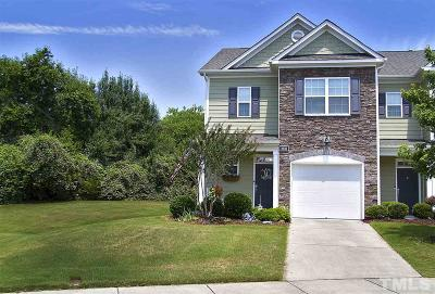 Wake Forest Townhouse For Sale: 3831 Wild Meadow Lane