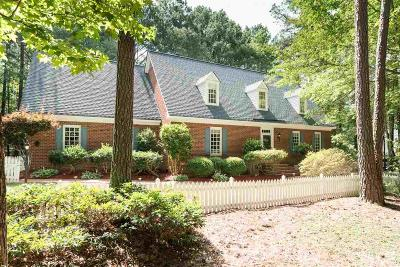 Raleigh Single Family Home For Sale: 4017 Country Village Drive