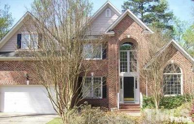 Cary Rental For Rent: 109 Lewey Brook Drive