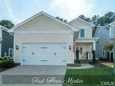 Wake Forest Townhouse Contingent: 1105 Golden Poppy Court