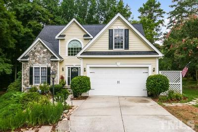 Wake Forest Single Family Home For Sale: 506 Shropshire Court