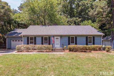 Single Family Home For Sale: 5409 Farley Drive