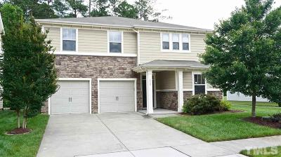 Cary Single Family Home For Sale: 620 Piper Stream Circle