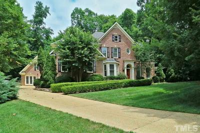 Wake Forest Single Family Home For Sale: 2221 River Park Drive